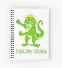 Cuaderno de espiral Bailando Iguana