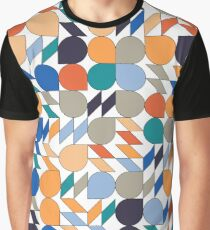 Abstract pattern colored Graphic T-Shirt