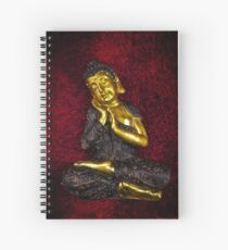 Blissful Mind Spiral Notebook