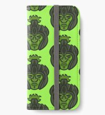 Zombie Orc Warrior iPhone Wallet/Case/Skin