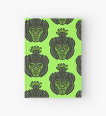 Zombie Orc Warrior Hardcover Journal