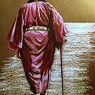 Navajo Woman...Long Walk Home... by Susan  Bergstrom