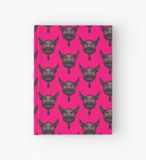 Beardilicious Vector Art Hardcover Journal