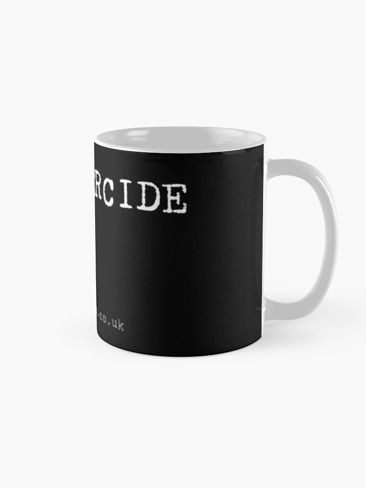 Alternate view of Consumercide Mug