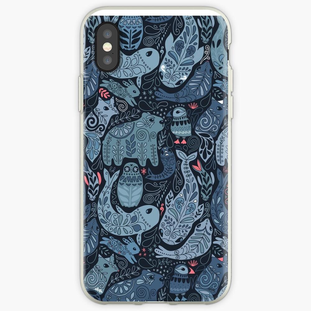 Arktische Tiere iPhone-Hüllen & Cover