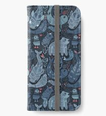 Arctic animals iPhone Wallet/Case/Skin