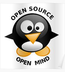 Open Source Open Mind Poster