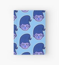 Blueshen Vector Art. Hardcover Journal