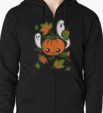 Halloween Friends Zipped Hoodie