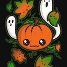 Halloween Friends by perdita00