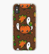 Halloween Friends iPhone Case