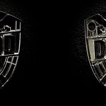 Judge Dredd – I AM THE LAW by smiscandlon