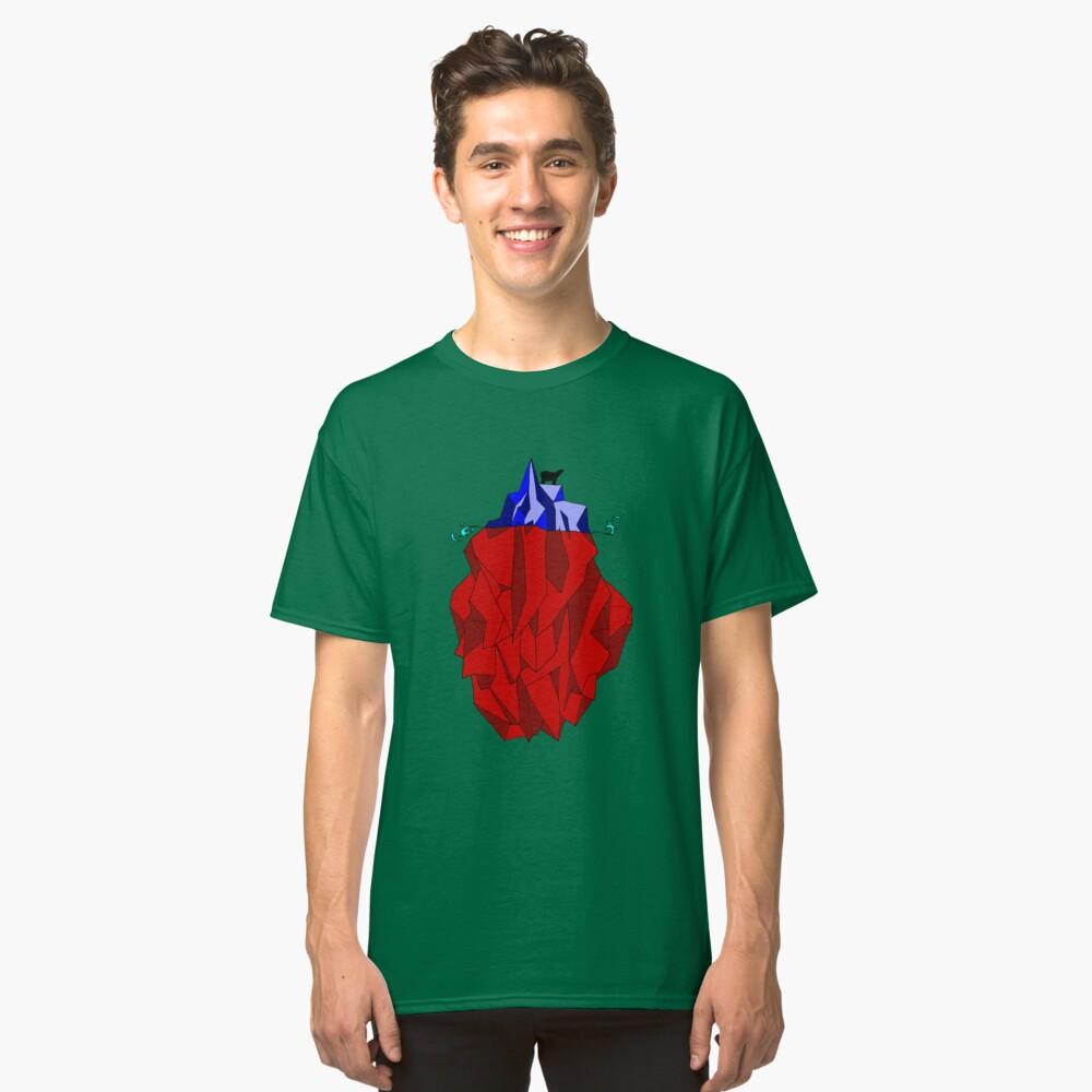 Polar bear Classic T-Shirt Front