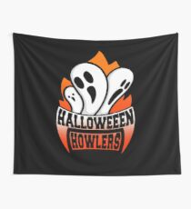Halloween Howlers Wall Tapestry