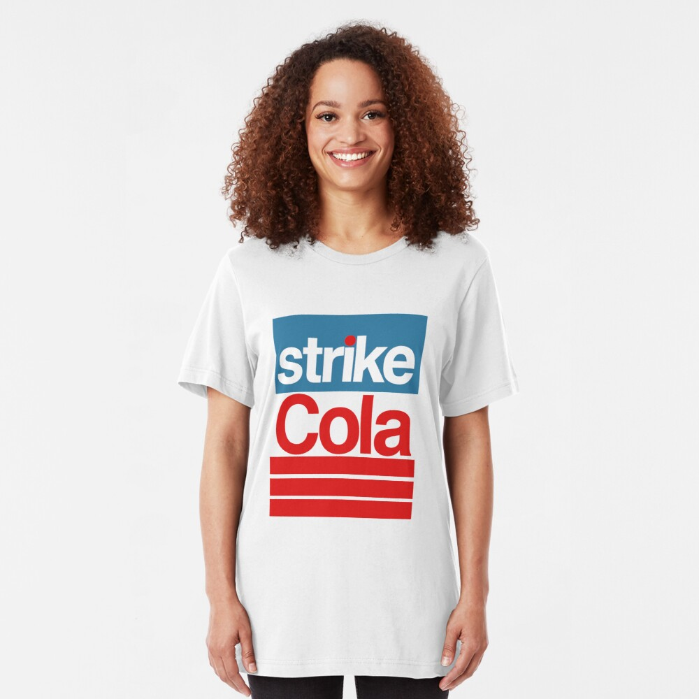 The other cola Slim Fit T-Shirt