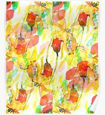 Mary´s garden Poster