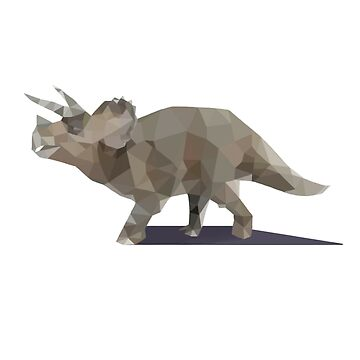 Polytriceratops by artloadrian
