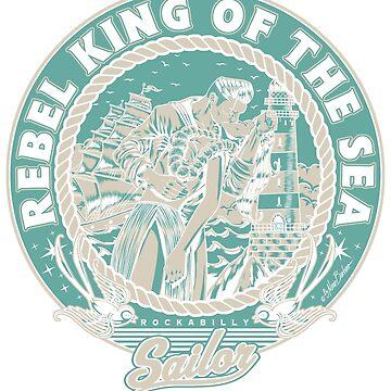 Rebel King of the Sea by NanoBarbero