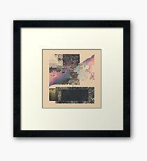104 Framed Print