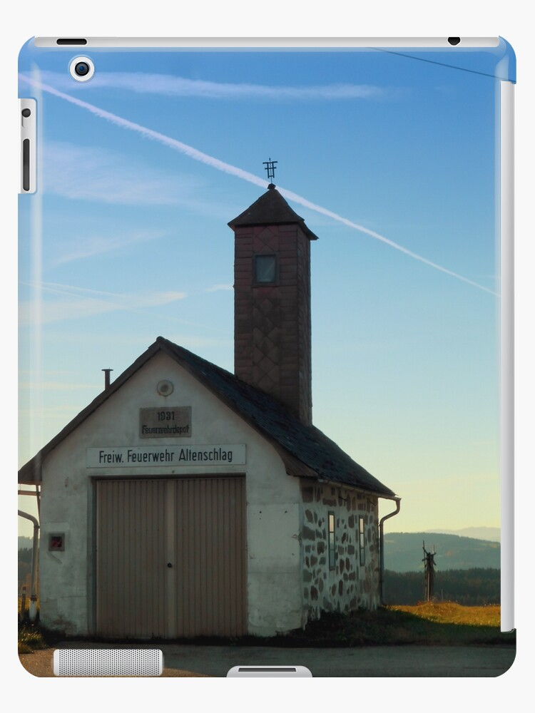 Old traditional firehouse   architectural photography by Patrick Jobst