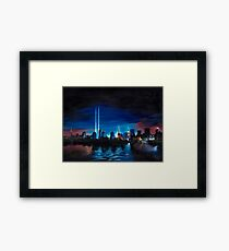 The Beacon of Hope Framed Print
