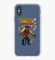 The Incredible Thriller iPhone Case