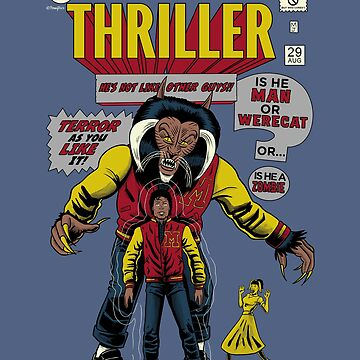 The Incredible Thriller by salamincheese