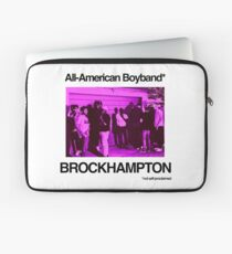 Brockhampton All-American Boyband Laptop Sleeve