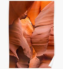 Antelope Canyon, USA Poster