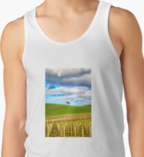 Single tree Tank Top
