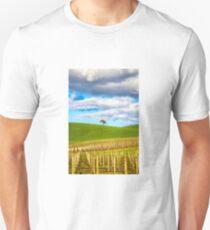 Single tree Slim Fit T-Shirt
