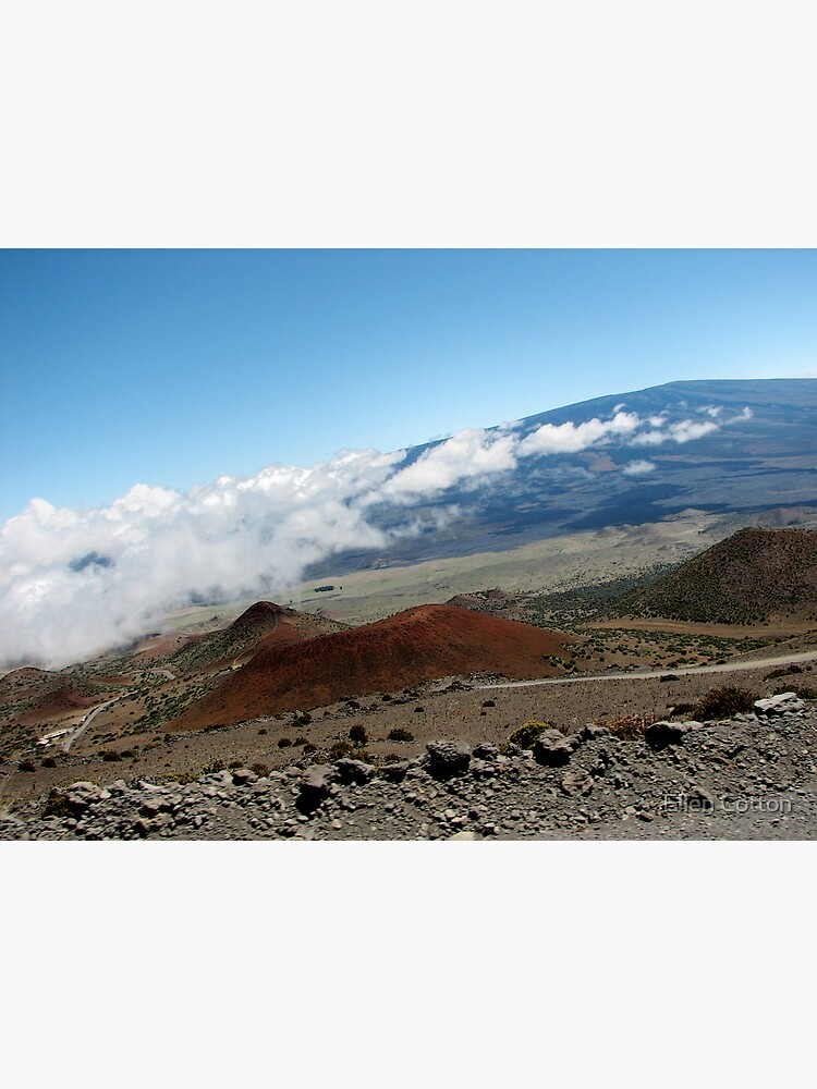View from Mauna Kea by ellcot
