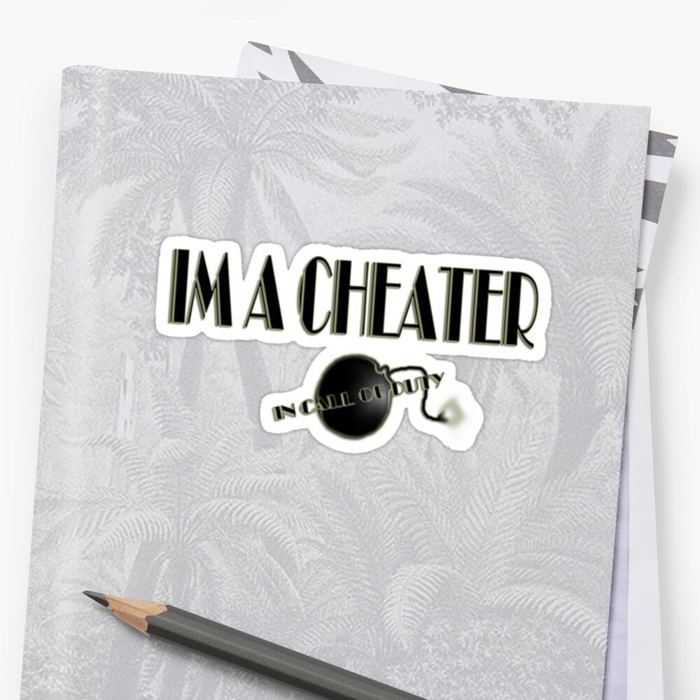 Cheater by niar