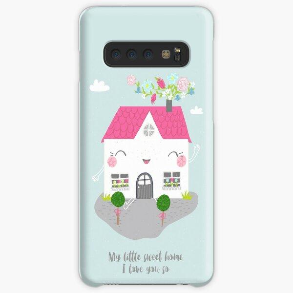 My little sweet home  Samsung Galaxy Leichte Hülle