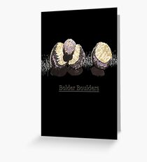 Bolder Boulders Greeting Card