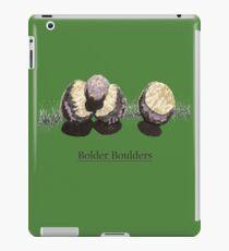 Bolder Boulders iPad Case/Skin