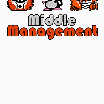 Middle Management by shikijiyu