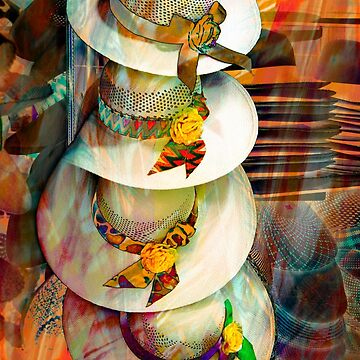 Panama Hats Are Made In Ecuador IV by alabca