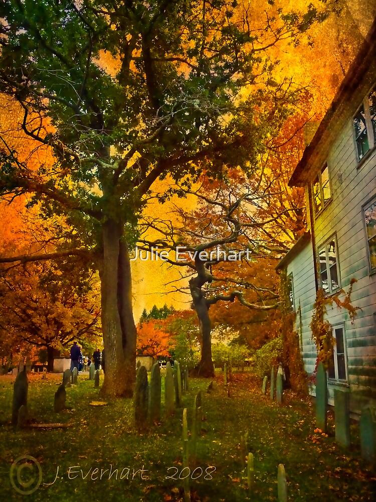 Salem Massachusettes Halloween Night 2008 by Julie Everhart