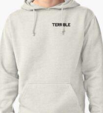 Lil Peep Terrible in Black Pullover Hoodie
