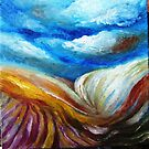 Land, Clouds, Heaven by Barbara Sparhawk
