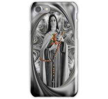 """✿♥‿♥✿ST. THERESE OF LISIEUX-ALSO KNOWN AS """"LITTLE FLOWER"""" IPHONE CASE ✿♥‿♥✿ iPhone Case/Skin"""