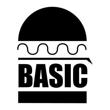 Basic | Burger by swisscreation