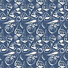 Marco Island Shells by LIMEZINNIASDES
