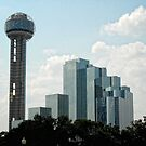Reunion Tower by Colleen Drew