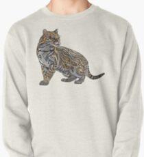 Ocelot Pullover Sweatshirt