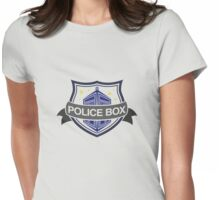 Badge Doc Womens Fitted T-Shirt