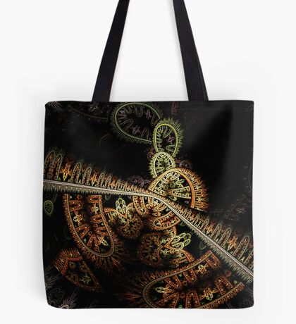The Inner Workings Tote Bag