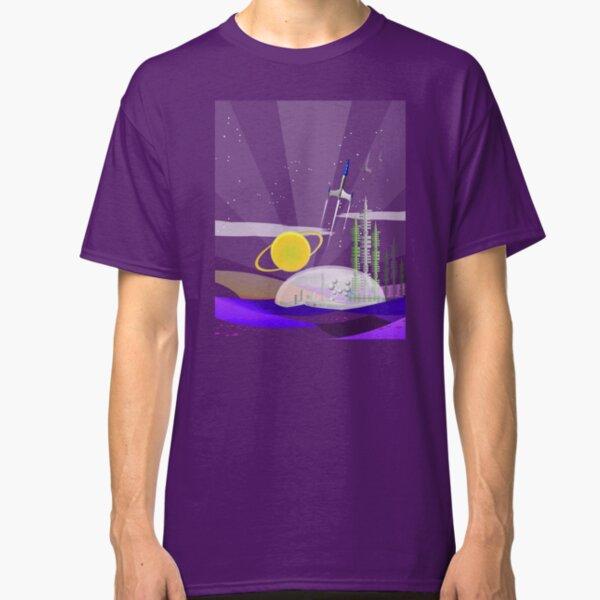 Mars Colony - Night Classic T-Shirt