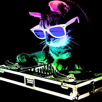 DJ Cat by dwilliams5391